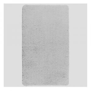 Biela kúpeľňová predložka Wenko Belize, 90×60 cm