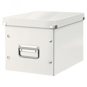 Biela úložná škatuľa Leitz Office, dĺžka26cm