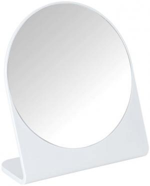 Biele kozmetické zrkadlo Wenko Marcon