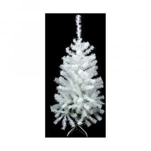 Biely vianočný stromček Unimasa, výška 120 cm