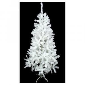 Biely vianočný stromček Unimasa, výška 180 cm