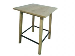 Barový stôl CHARA, prírodná