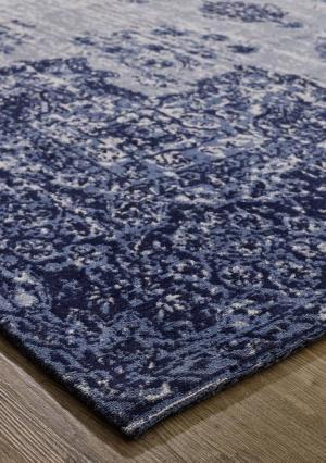 GIOVANA Koberec Vintage modrý 200x300 cm