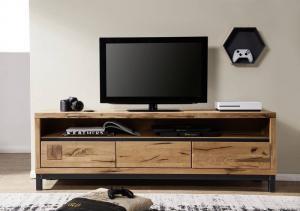 Bighome - TIROL TV stolík 170x56, prírodná, dub