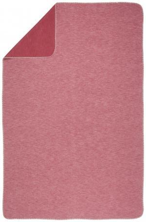 Bio:Vio DOMÁCA DEKA, bavlna, 140/200 cm - červená