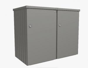 Biohort Box na smetiaku BIOHORT Alex 2 (šedá kremeň metalíza)
