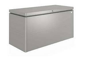 Biohort Designový účelový box LoungeBox (sivý kremeň metalíza) 200 cm (2 krabice)