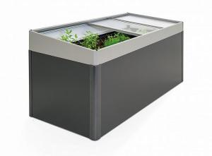 Biohort Efektívna ochrana pred mrazom (sivý kremeň metalíza) 2x1