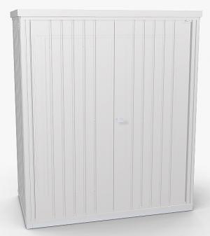 Biohort Skriňa na náradie Biohort vel. 150 155 x 83 (strieborná metalíza) 150 cm (2 krabice)