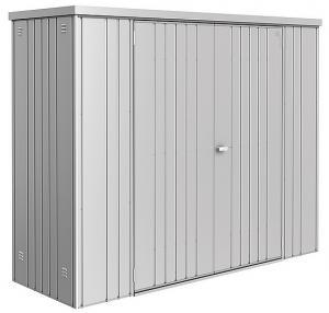 Biohort Skriňa na náradie Biohort vel. 230 227 x 83 (strieborná metalíza) 230 cm (2 krabice)