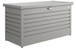 Biohort Venkovný úložný box FreizeitBox 134 x 62 x 71 (sivý kremeň metalíza)