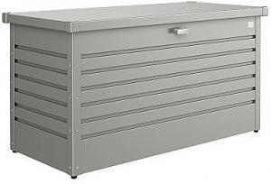 Biohort Vonkajší úložný box FreizeitBox 101 x 46 x 61 (sivý kremeň metalíza)