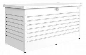 Biohort Vonkajší úložný box FreizeitBox 159 x 79 x 83 (biela)