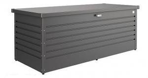 Biohort Vonkajší úložný box FreizeitBox 181 x 79 x 71 (tmavo šedá metalíza)