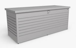 Biohort Vonkajší úložný box FreizeitBox 201 x 79 x 83 (sivý kremeň metalíza)