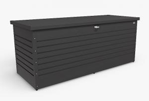 Biohort Vonkajší úložný box FreizeitBox 201 x 79 x 83 (tmavo šedá metalíza)