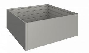 Biohort Zvýšený truhlík na zeleninu 2 x 2 (sivý kremeň metalíza) 2 x 2 (2 krabice)