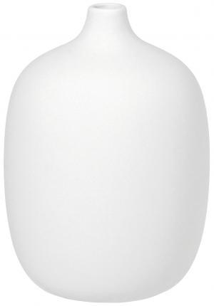 Blomus Váza bílá 13,5 cm CEOLA