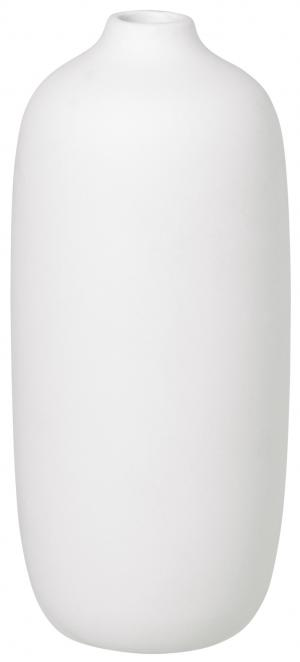 Blomus Váza bílá 8 cm vysoká CEOLA