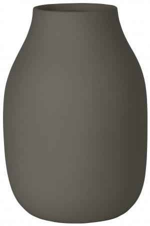 Blomus Váza ocelově šedá malá COLORA