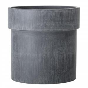 Bloomingville Betónový kvetináč Grey Concrete