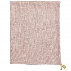 Bloomingville Detská deka Rose Gold 110x80 cm