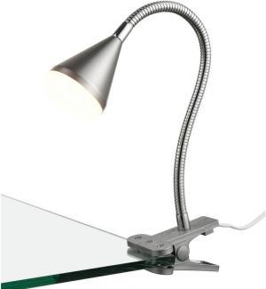 Boxxx LED-KLEMMLEUCHTE, 42 cm - chrómová