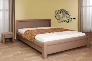 Bradop Čalúnená posteľ Bedřiška 160x200 L080