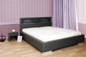 Bradop Čalúnená posteľ JULIANA 160x200 L081
