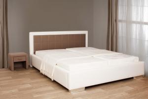 Čalúnená posteľ KORA 160x200 L082