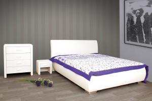 Bradop Čalúnená posteľ MONA 160x200 L083