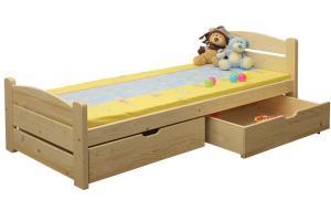 Bradop Detská posteľ EMCA (90x200 cm) B439-90x200