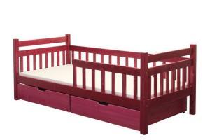 Bradop Detská posteľ Marcelka (80x180) B435-80x180