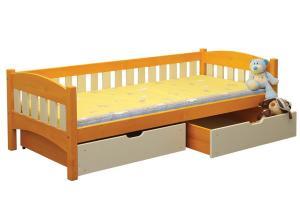 Bradop Detská posteľ TEREZKA (90x200 cm) B436-90x200