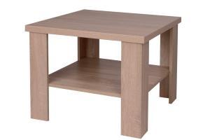 Bradop Konferenčný stolík ALBERT, štvorcový K133