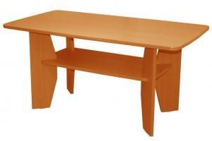 Bradop Konferenčný stolík JIŘÍ - obdĺžnik (oblúk) K07
