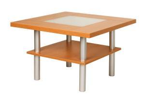 Bradop Konferenčný stolík LEOŠ štvorcový K126