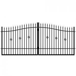 Brána Marika 3,5 m /ZN