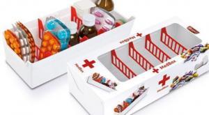 BRANQ Med box - organizér na lieky-P5640