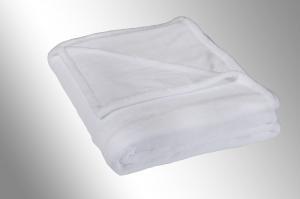 Brotex Detská micro deka 100x150cm 300g/m2 biela