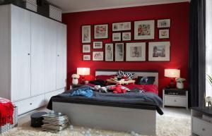 BRW Predsieň Porto PPK/95 Farba: smrekovec sibiu svetlý/borovica lorico