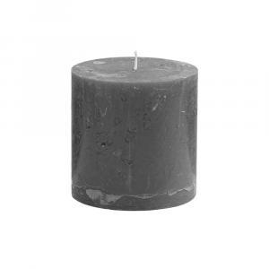 Butlers RUSTIC Sviečka 10 cm - šedá