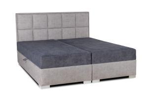 Čalúnená posteľ Kvadrat