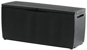 CAPRI úložný box - 305L antracit