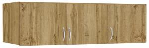 Skriňový nadstavec Case, 136 cm, dub wotan