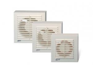 Cata ventilátor B-10 biely, Axiálny, 00910000