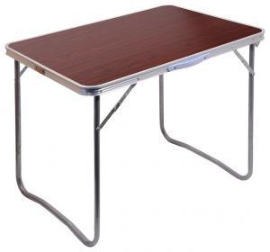Cattara Stôl kempingový skladací BALATON hnedý