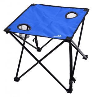 Cattara Stôl kempingový skladací LISBOA modrý