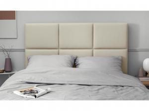 Čelo postele Aude – 160 × 10 × 120 cm
