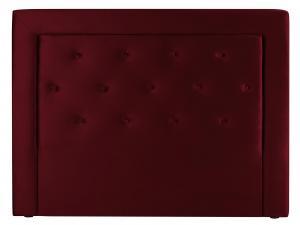 Čelo postele Cloud – 160 × 10 × 120 cm